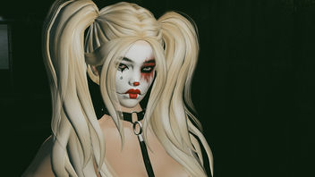 Secret Freak Makeup by SlackGirl @ Secret affair (starts on September 15) - бесплатный image #448445