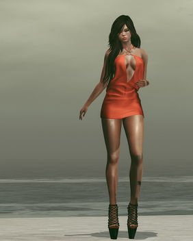 Paola Dress by Ignition Art @ XXX event - image gratuit #448745