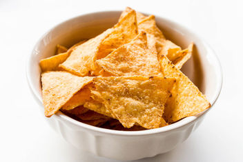 Tortilla Cheese Chips - image gratuit #449065