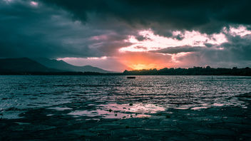 Sunset in Lough Leane - Killarney, Ireland - Travel photography - бесплатный image #449125