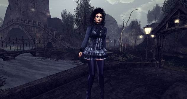 LOTD 61: Navy Gloom (new release & gifts) - бесплатный image #449295