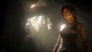 Rise of the Tomb Raider / What Was That? - image gratuit #449345