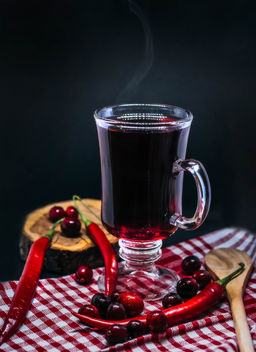 Cranberry And Chilli Hot Drink.jpg - Free image #450375