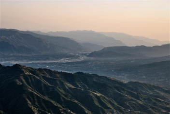 Swat view from the mountains - Free image #450405