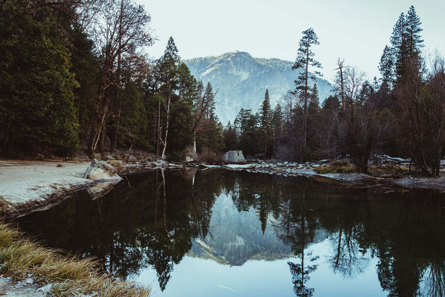 Mirror Lake - image gratuit #450615