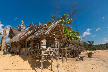 Hippy Bar at Phayam island, Thailand - бесплатный image #451585