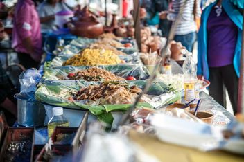 Street food at the market - image gratuit #452475