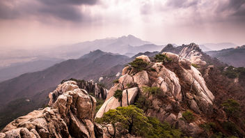 Dobongsan - Seoul, South Korea - Landscape photography - Free image #453125