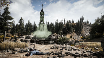 Far Cry 5 / The Bliss Will Take You - image #453295 gratis