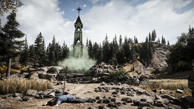 Far Cry 5 / The Bliss Will Take You - image gratuit #453295