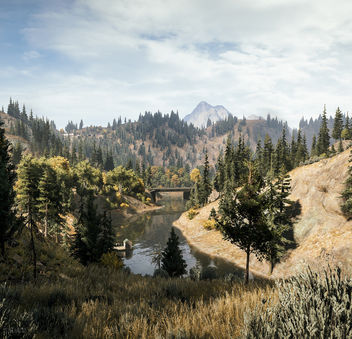 Far Cry 5 / Watching the River - Kostenloses image #455125