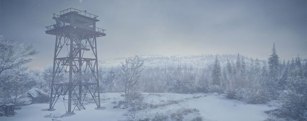 TheHunter: Call of the Wild / Snowy Haze - бесплатный image #455975