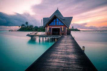 Dhigufaru - Maldives - Travel photography - image #456205 gratis