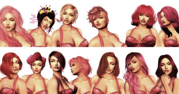Hair Fair 2018 Gifts! - image gratuit #456275