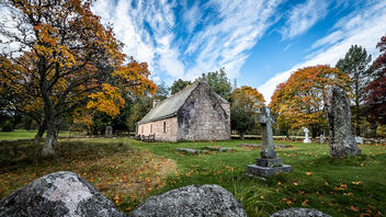 St Lesmo's Chapel - Aberdeenshire, Scotland - Travel photography - image #456385 gratis