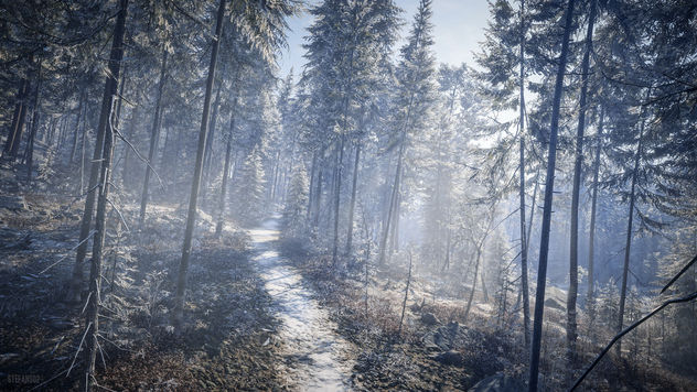 TheHunter: Call of the Wild / Path Up The Mountain - бесплатный image #456465