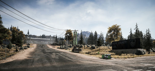 Far Cry 5 / Hope County Jail - Kostenloses image #456605