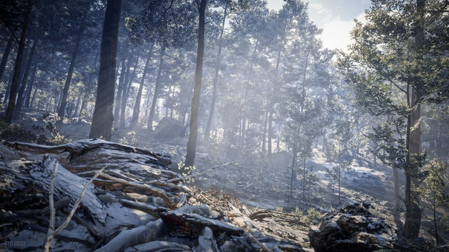 TheHunter: Call of the Wild / Winter Woods - image gratuit #456625