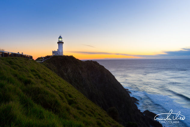 Byron Bay Lighthouse Sunrise - image gratuit #456635