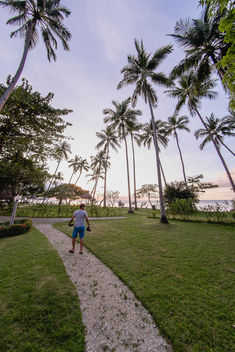 Pathwalk at Punta Bulata Resort - image gratuit #457325