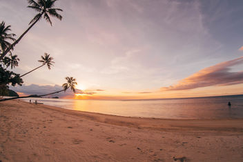 Sunset view at Punta Bulata - image gratuit #457345