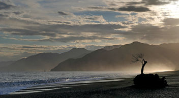 Kaikoura Coastline. NZ - бесплатный image #457365