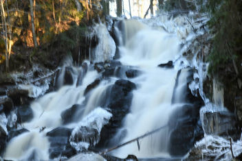 Our water fall #noedit - image gratuit #457435