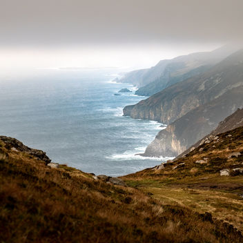 Irish Cliffs - Ireland - Seascape photography - image gratuit #457835