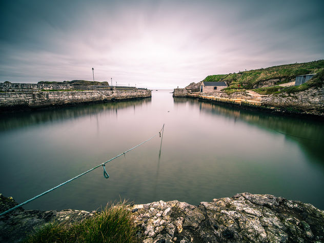 Ballintoy Harbour - Northern Ireland - Seascape photography - Kostenloses image #458295