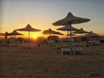 Red Sea Sunset, Hurghada, Egypt - image gratuit #458645
