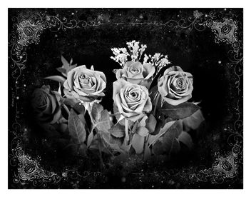 Bouquet of Roses in Memory of Mom - image #460875 gratis