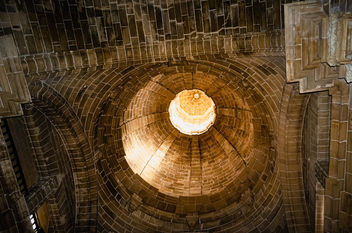 Church of Saint Jaume dome - image gratuit #461155