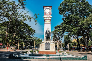 Jose Rizal monument in Dumaguete City (Flip 2019) - Free image #463745