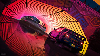 Forza Horizon 4 / The Screenshot Tunnel - image gratuit #463755