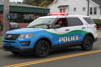 Mercy Health Police Ford Police Interceptor Utility - Kostenloses image #463985