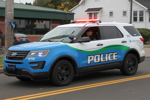 Mercy Health Police Ford Police Interceptor Utility - Free image #463985
