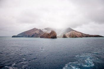 White Island, New Zealand - Volcano - image gratuit #465655
