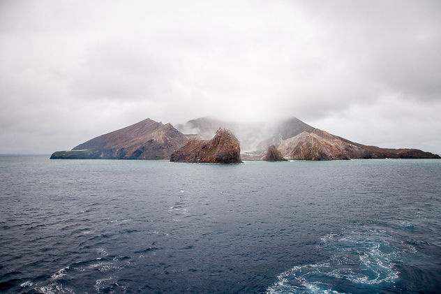 White Island, New Zealand - Volcano - Free image #465655