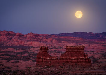 Arches National Park, Utah USA - бесплатный image #465835