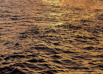 Sunset waters - image #466145 gratis