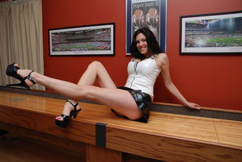 For The Leg Fans - Texas Legs Alicia Dwyer - Kostenloses image #466915