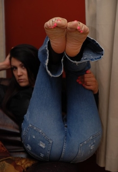 Wrinkled Soles And Feet - Foot Fetish - Kostenloses image #467685