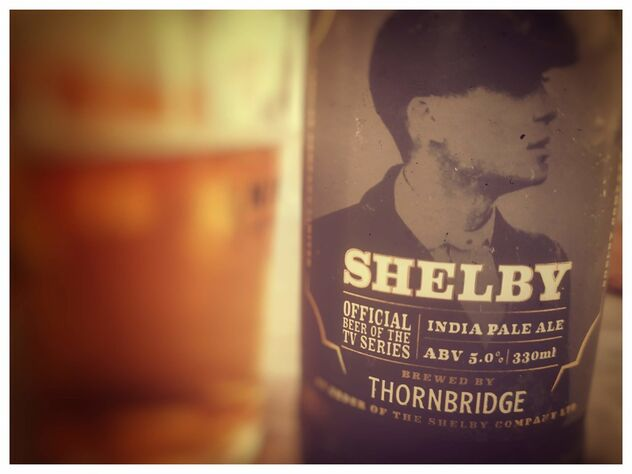 Drink a Beer, By Order of the Peaky Blinders ! - бесплатный image #472585