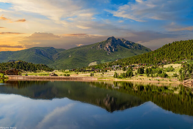Estes Park, Colorado (Mary's Lake) - image #472975 gratis