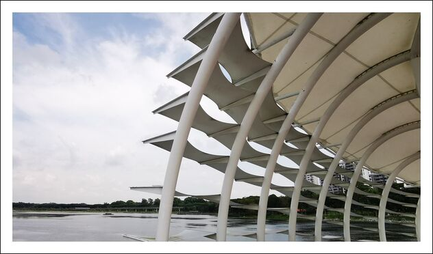 lower seletar reservoir - kelong bridge1 - Kostenloses image #473505