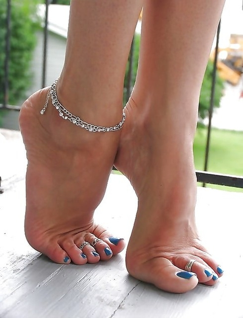 Foot Model Alicia Dwyer, Texas - Free image #476675